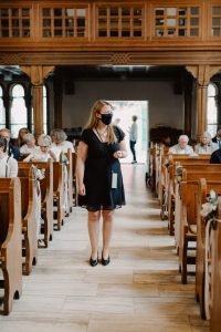 Kirchliche Trauung mit Hochzeitsplaner