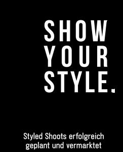 Styled Shoot Workshop