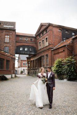 Hochzeitslocation Tabakfabrik